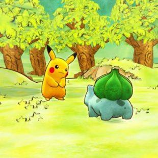 Pokémon Mystery Dungeon: Rescue Team DX Announced