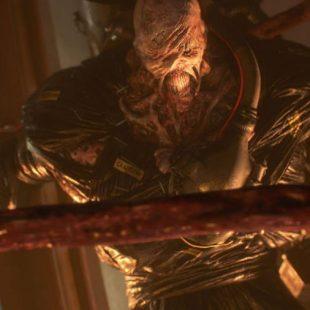 Resident Evil 3 Gets Nemesis Trailer