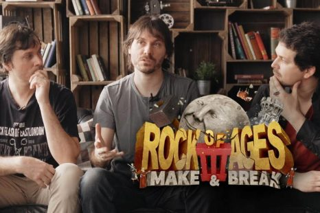 Rock of Ages 3 Video Tours New Features and Series History