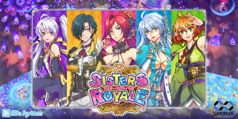 Sisters Royale: Five Sisters Under Fire Review