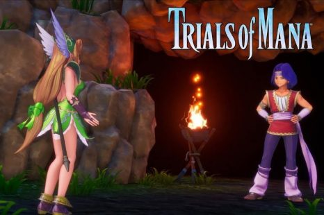 Trials of Mana Trailer Puts Spotlight on Hawkeye and Riesz