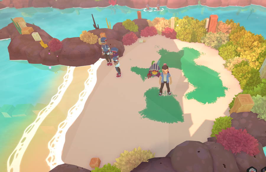 Where To Find EXP Share In Temtem