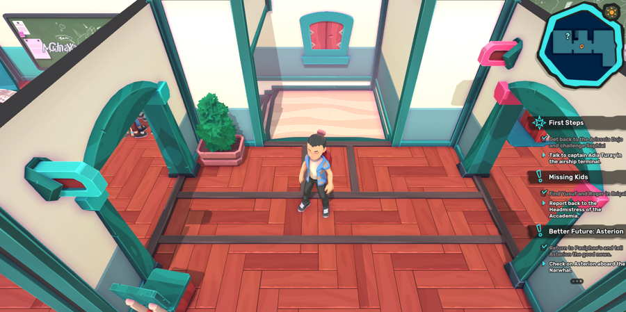 Where To Find The Missing Kids In Temtem