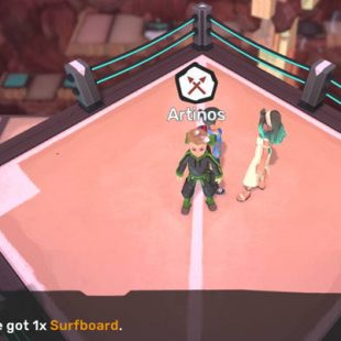 Where To Find The Surfboard In Temtem