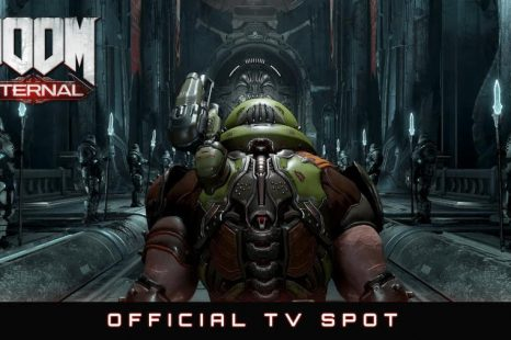 DOOM Eternal Gets TV Spot