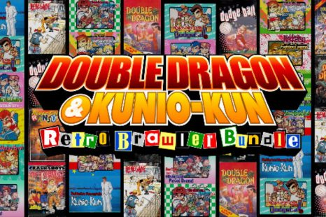 Double Dragon & Kunio-kun Retro Brawler Bundle Announced