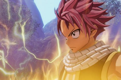 Fairy Tail Delayed to June 26 for Consoles