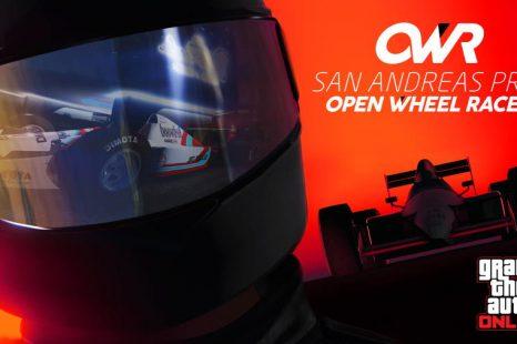 Open Wheel Race Series Now in GTA Online