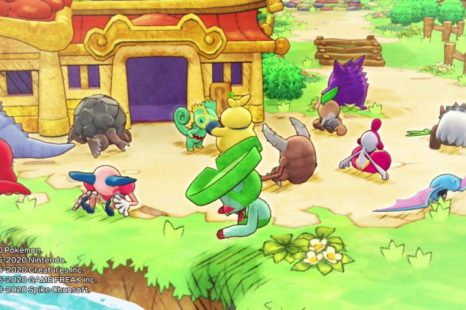 Pokémon Mystery Dungeon: Rescue Team DX Makuhita Dojo Detailed in New Trailer
