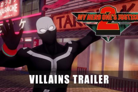 My Hero One's Justice 2 Gets Villains Character Trailer