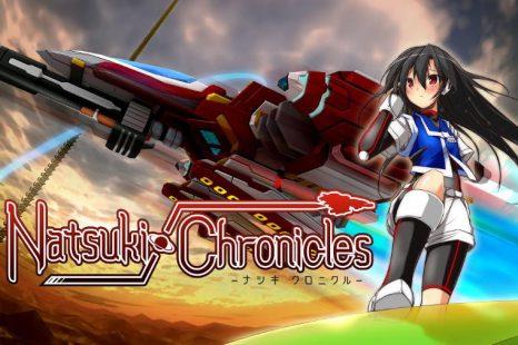 Shmups Ginga Force and Natsuki Chronicles Coming Stateside