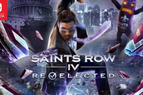 Saints Row IV – Re-Elected Coming to Nintendo Switch March 27