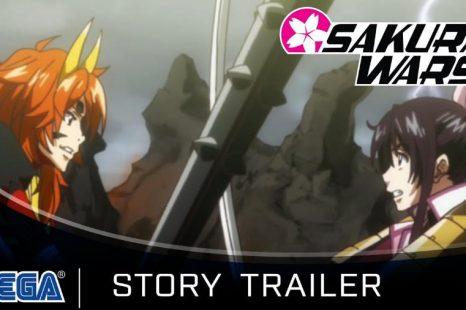 Sakura Wars Gets Story Trailer