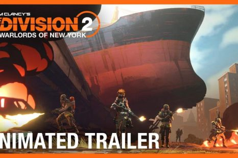 Tom Clancy's The Division 2: Warlords of New York Gets Animated Short