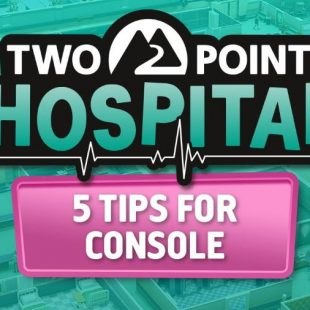 Two Point Hospital for Consoles Gets Tips Trailer