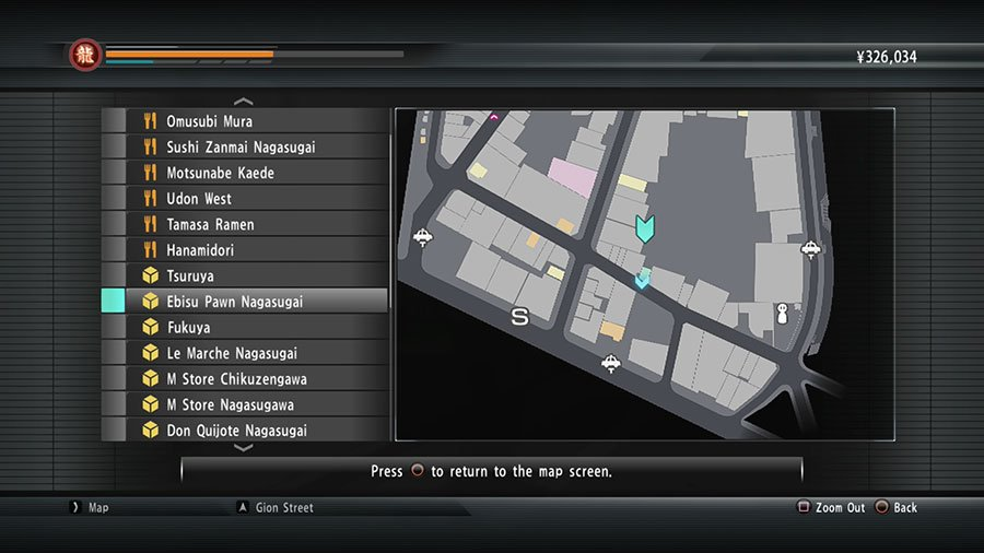 Where To Sell Items In Yakuza 5