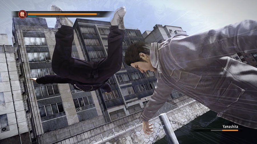 Yakuza 5 Remastered Review