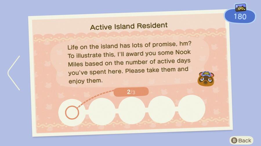 Active Island Resident Animal Crossing New Horizons