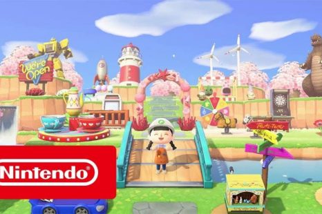 Animal Crossing: New Horizons Gets Create Your Own Paradise Trailer