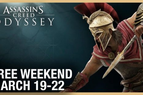 Assassin's Creed Odyssey Free to Play This Weekend
