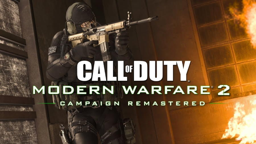 Call Of Duty Modern Warfare 2 Remastered Campaign Now Available