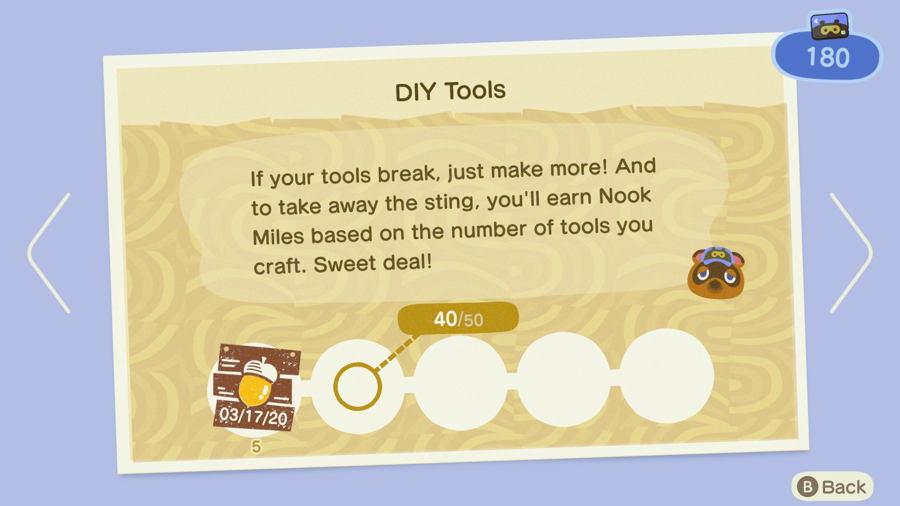 DIY Tools Animal Crossing New Horizons