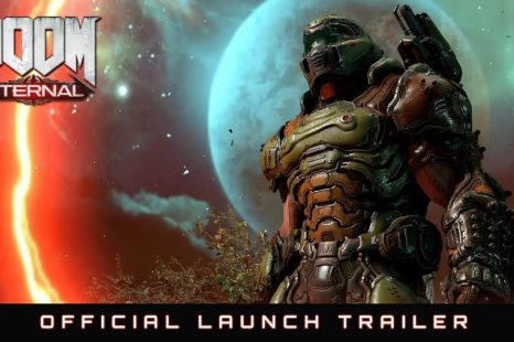 DOOM Eternal Gets Launch Trailer