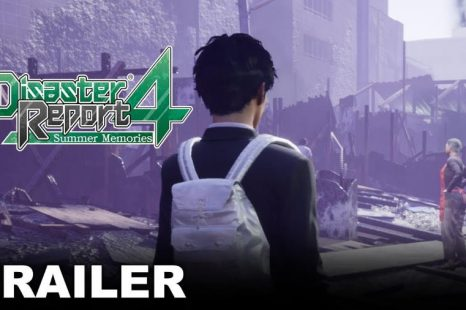 Disaster Report 4: Summer Memories Gets Choices Trailer