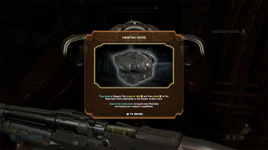 Doom Eternal Mod Bot Location Guide