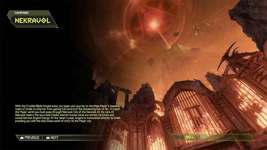 Doom Eternal Nekravol Secrets Location Guide