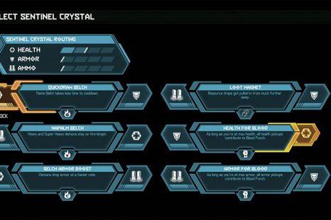 Doom Eternal Sentinel Crystal Location Guide