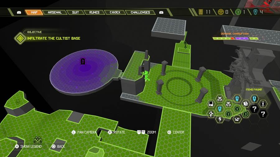 Doom Eternal Slayer Gate level 3