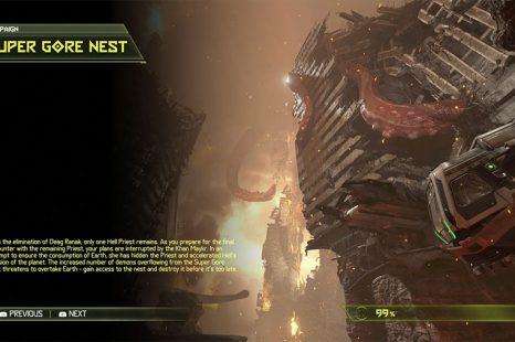 Doom Eternal Super Gore Nest Secret Locations Guide
