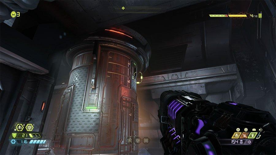 Doom Hunter Base Secret #4