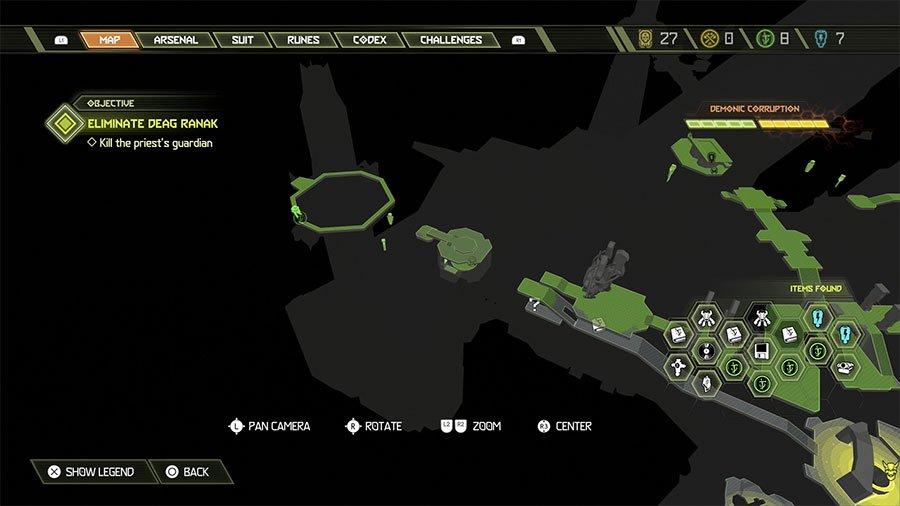Doom Hunter Base Secret #5