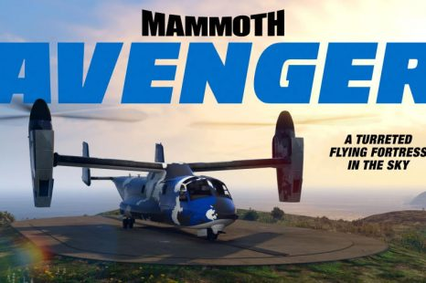 Mammoth Avenger 60% Off This Week in GTA Online