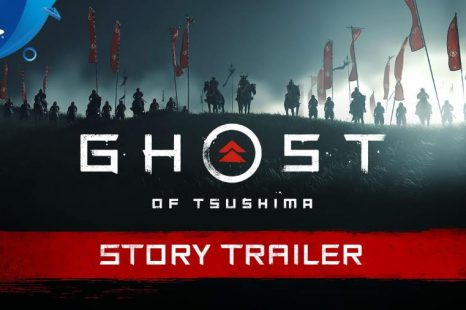 Ghost of Tsushima Gets New Story Trailer