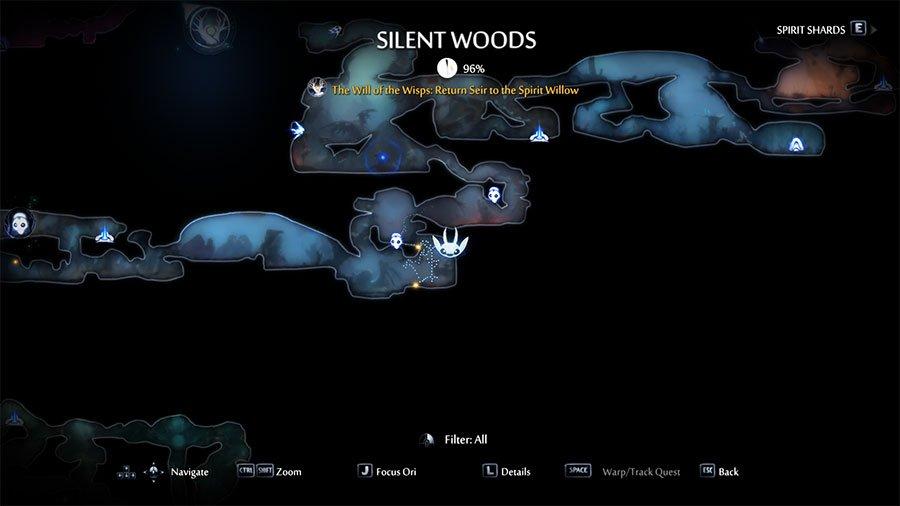 Gorlek Ore Location #2-2 Silent Woods