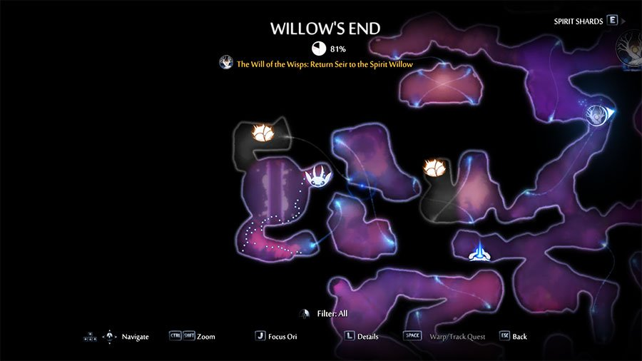 Gorlek Ore Location #2 Willows End