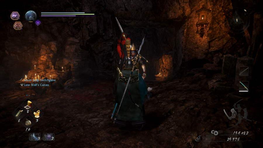 Hot Blooded Kodama 3 Nioh 2