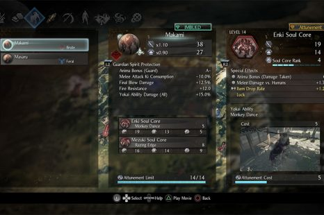 How Can You Increase Attunement Limit In Nioh 2