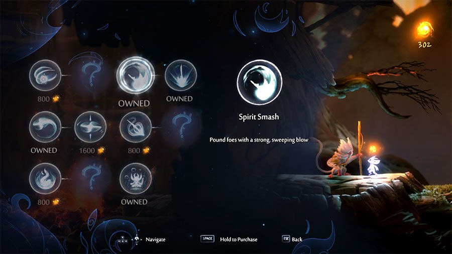 How To Break The Floor In Ori And The Will Of The Wisps