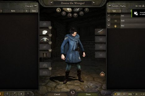 How To Equip Items To Companions In Mount & Blade II Bannerlord