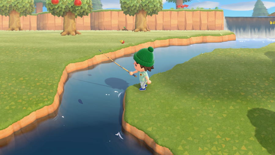 How To Fish In Animal Crossing New Horizons