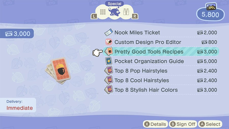 How To Get Better Tools In Animal Crossing New Horizon