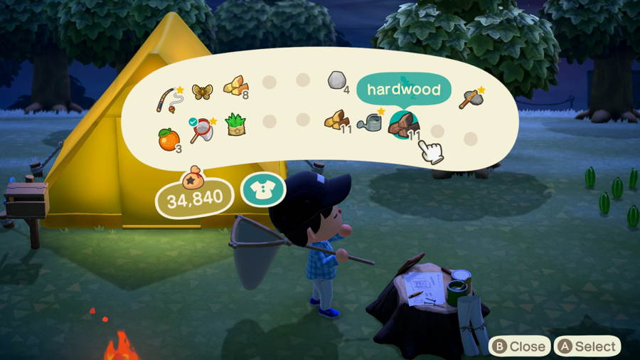 How To Get Hard Wood In Animal Crossing New Horizons