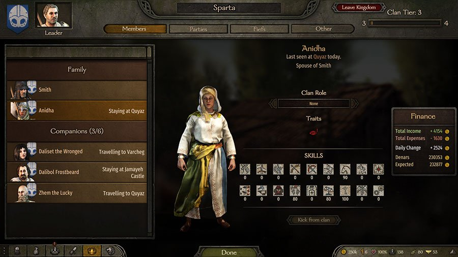 How To Get Married In Mount & Blade II Bannerlord