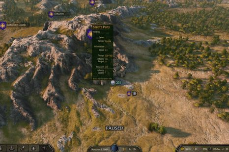 How To Increase World Map Speed In Mount & Blade II Bannerlord Guide