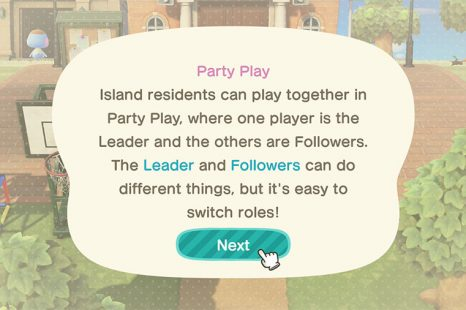 How To Play Local Co-Op In Animal Crossing New Horizons