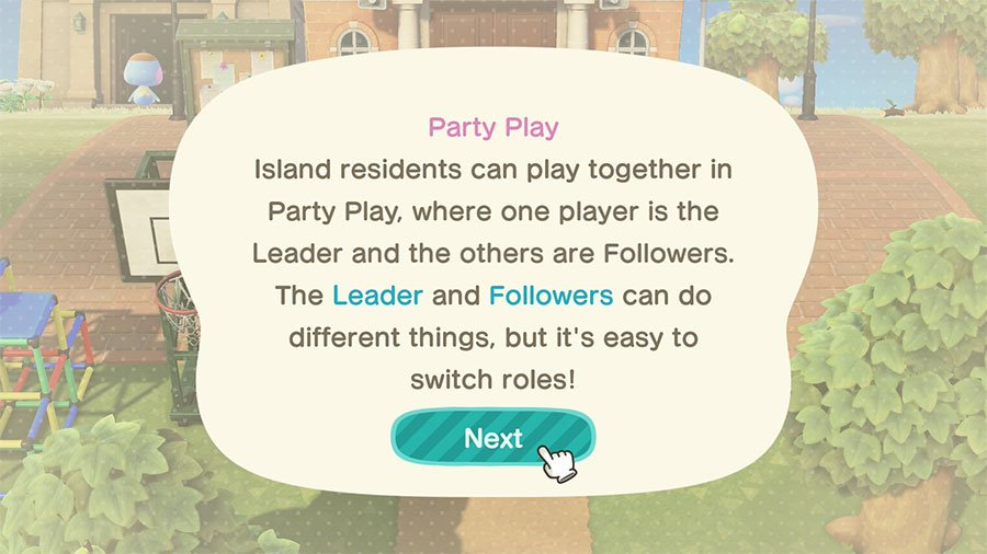 How To Play Local Co Op In Animal Crossing New Horizons